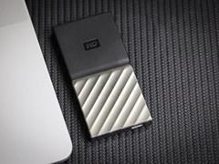 超高传输效率 西部数据 WD My Passport SSD 评测