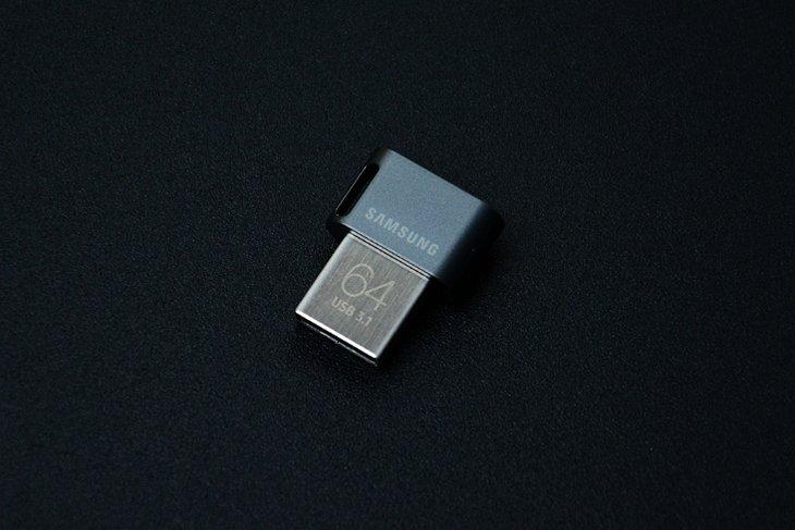 小巧精致速度快 三星FIT升级版USB 3.1闪存盘评测