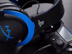 京东HyperX PS4专用耳机首发上市