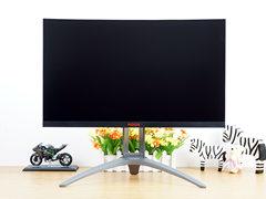 曲面大屏畅玩电竞 爱攻AG273QCX显示器欣赏