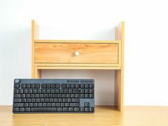 ikbc TypeMaster X400键盘体验:舒适美学触感,轻薄办公新体验