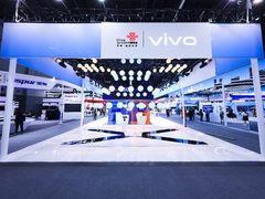 vivo参加中国联通全球产业链合作伙伴大会 展台充满创新、时尚元素