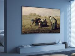 都能和墙壁全面贴合 小米壁画电视和乐视Zero65谁更强?