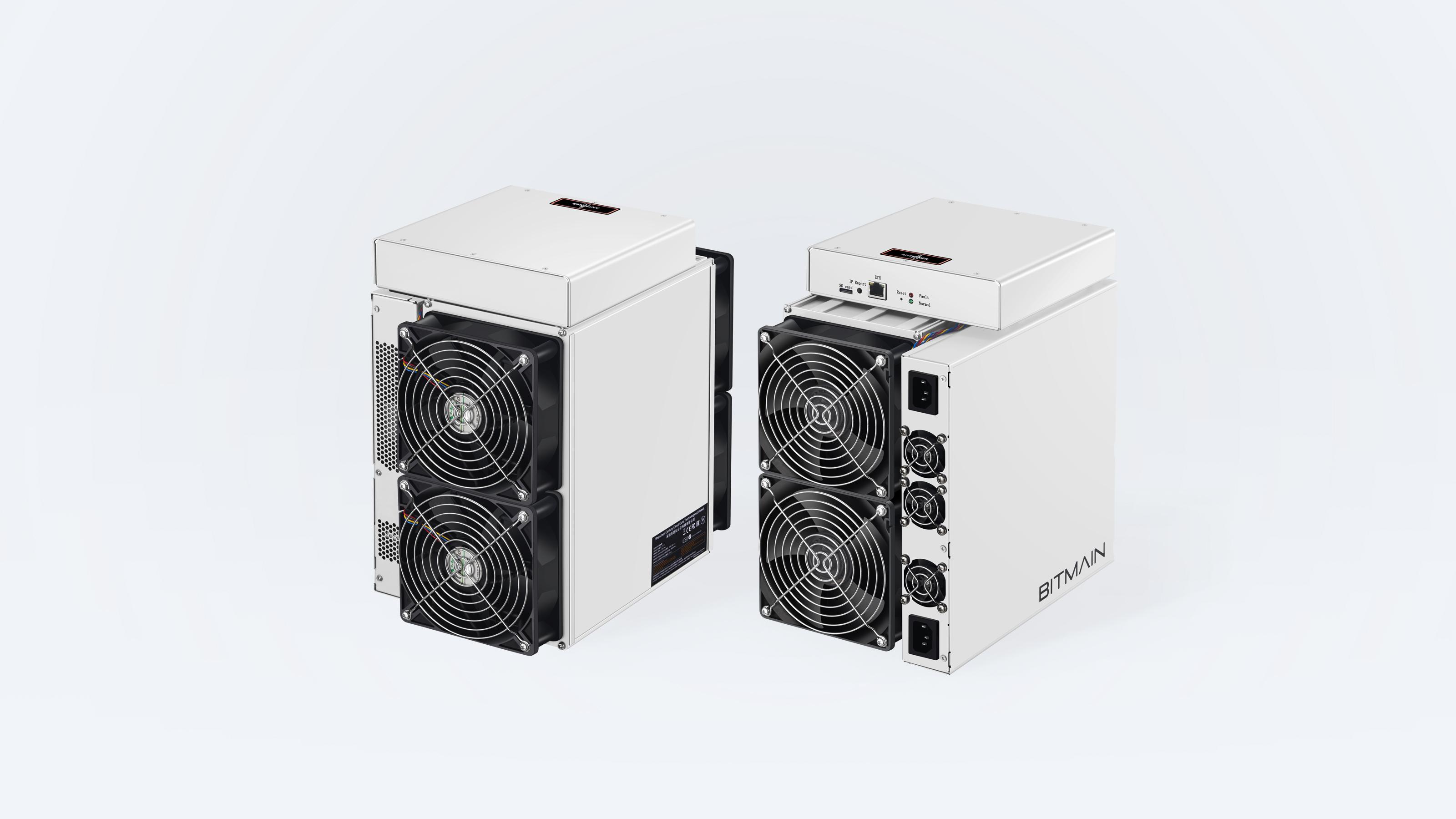 蚂蚁矿机T17发布 第二代7nm芯片实现整机经济性最大优化
