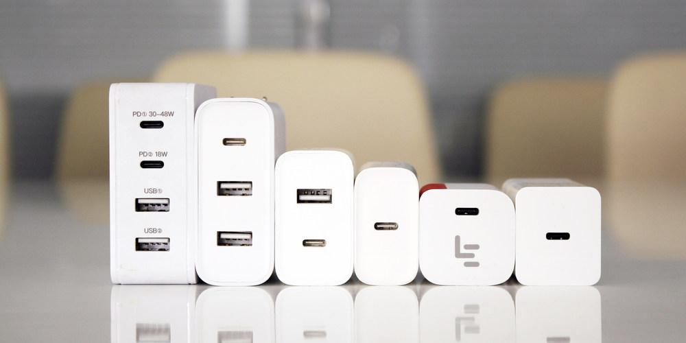 [视频]6款PD充电器大测试,哪个更适合你的苹果极速6合—极速6合五分钟?