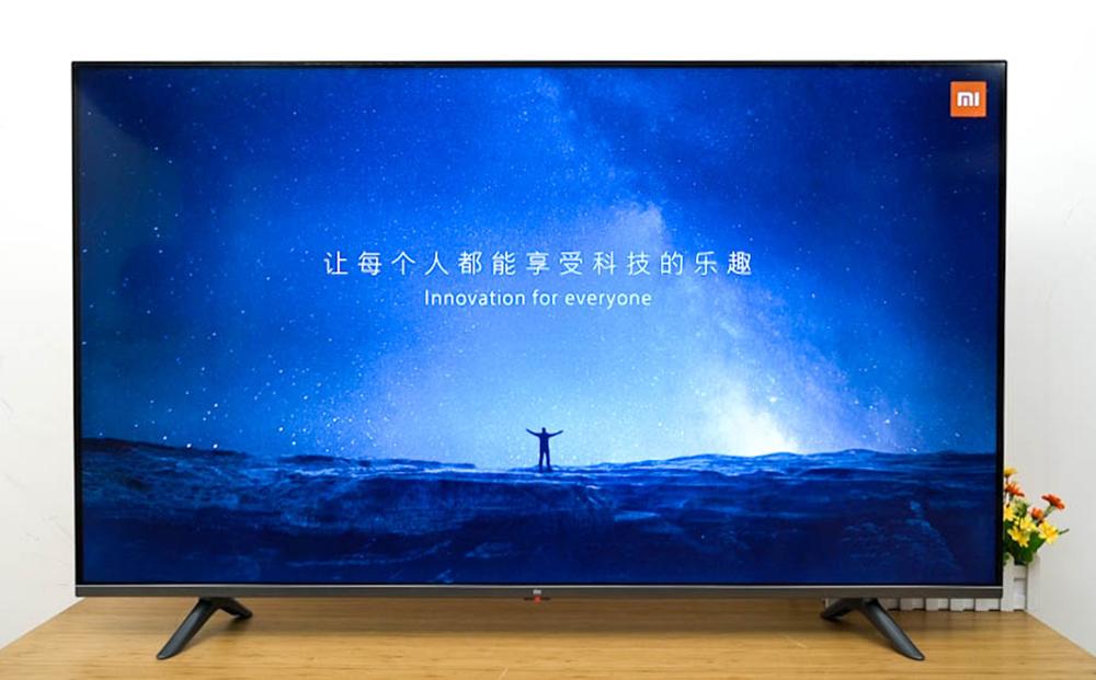小米全面屏电视E55A体验评测?#20309;?#36793;框既见美景,智能?#27599;?#25216;生活提前到来