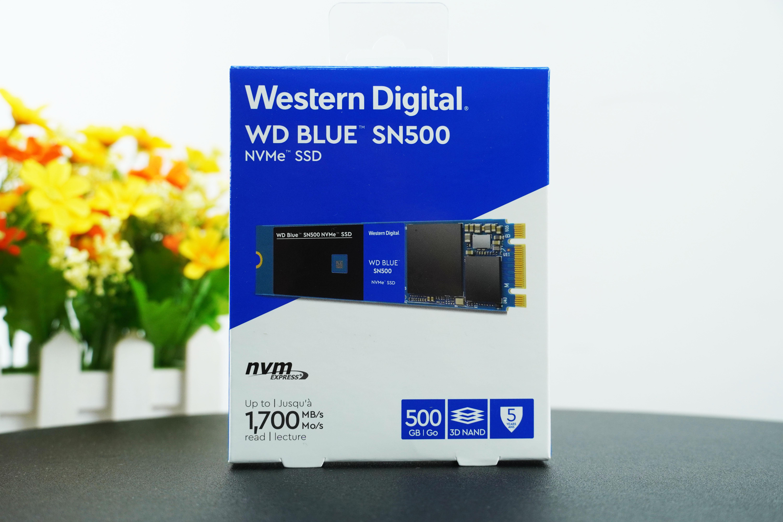 西部數據藍盤SN500 固態硬盤評測