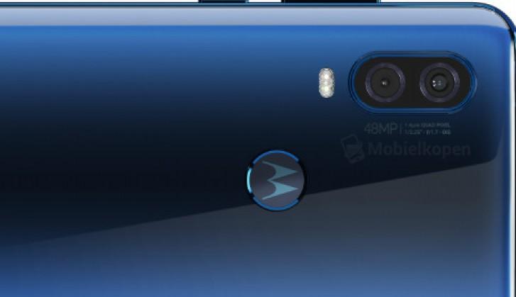 4800万+OIS防抖+3500毫安 摩托罗拉One Vision新配色曝光