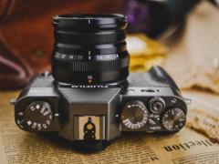不再做摄影小白 提升拍照水平就从这几款富士相机开始