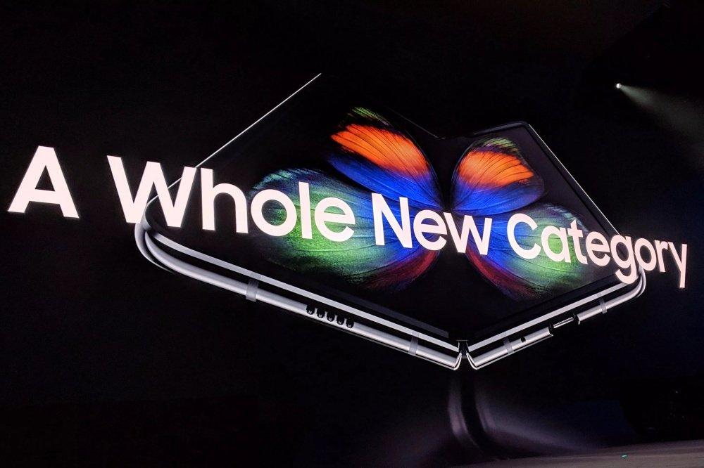 三星:Galaxy Fold 屏幕问题已解决 将在数日内公布上市时间