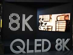 自动升级8K画质 82寸三星电视国行版便宜近8万元