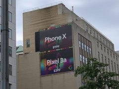 谷歌再次diss苹果:Pixel 3a的AR步行导航效果比iPhone XS更好