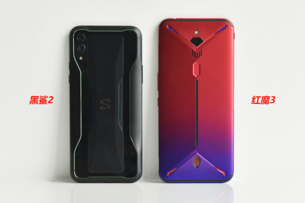 神仙打架!红魔3与黑鲨2究竟谁才是电竞万博万博万博手机最强王者?