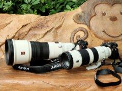 双箭齐发 索尼SEL600F40GM与SEL200600G超远摄镜头试用