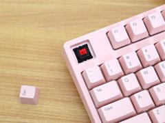 高颜值也有好手感 ikbc C200凝彩粉机械键盘评测