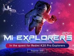 小米印度推出Mi Explorers计划 招募48人提前体验新机