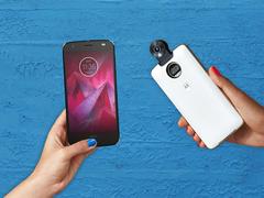 旧手机也能用5G Moto Z2升级安卓9,支持5G模块
