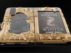 权游粉丝哭了!只因三星Galaxy Fold权游定制版太贵,售价5.6万起