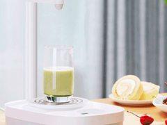 万博manbetx客户端有品开启新品众筹 小浪TDS即热上水器 3秒速热