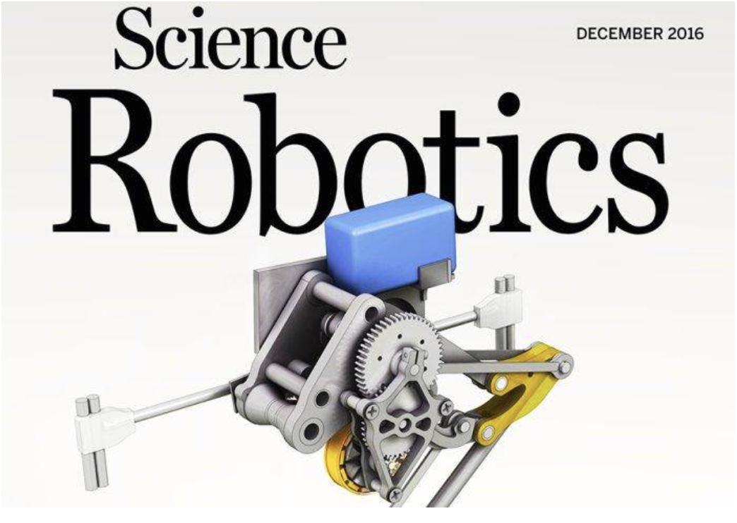 """现实中的""""超能力""""——和大脑连接的意念控制机械臂"""