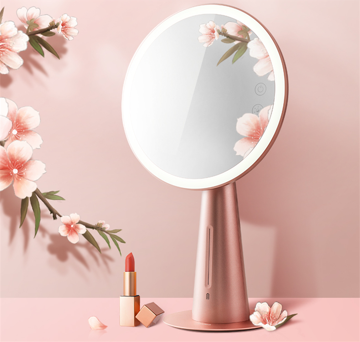 化妆的时候你还在为光线不足而烦恼吗?化妆镜品牌排行榜推荐