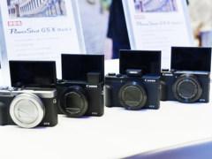 不断发力相机市场 佳能G5X II / G7X III与RF24-240mm上手