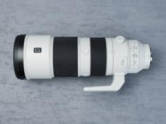 内变焦设计与轻量化兼具 索尼G镜头SEL200600G图赏