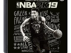 《NBA 2K19》索尼PS4系列珍藏套装出炉了!