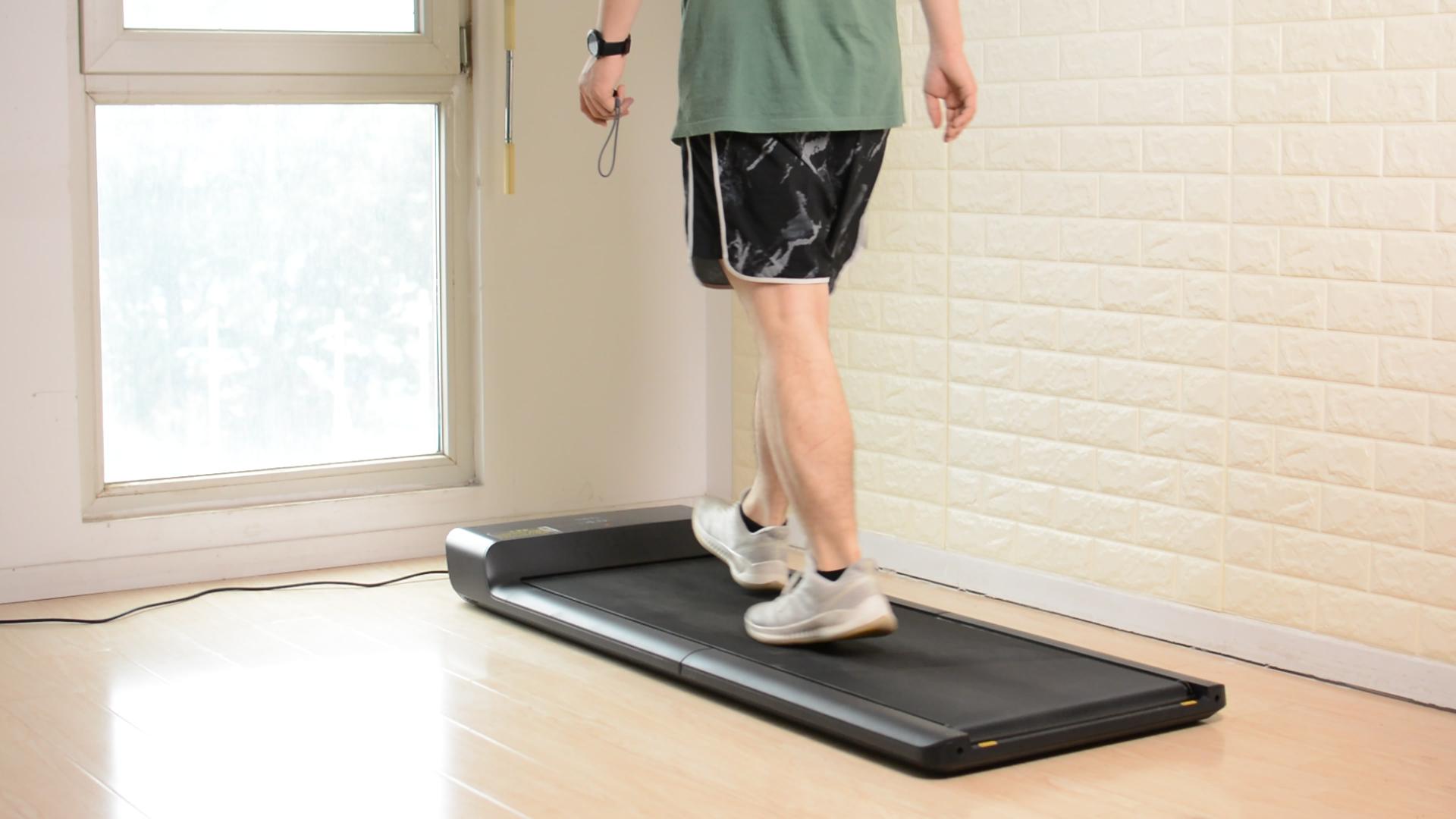 小米生态链超实用神器 WalkingPad走步机 A1 Pro体验