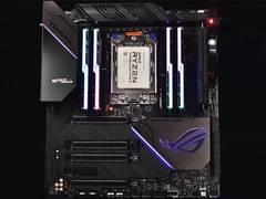 华硕X590和X599主板曝光,或为高核心数处理器而设计