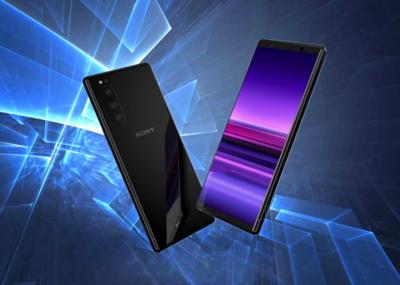 """索尼Xperia 2最新渲染图曝光:延续""""带鱼屏""""设计"""