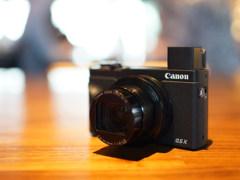 口袋便携专业卡片机 佳能G5 X Mark II相机评测