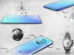 5G+NFC,新机vivo NEX状态栏曝光
