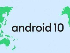 告别甜点命名!下一代安卓系统使用数字命名 Android 10
