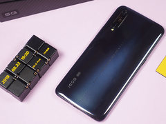 iQOO Pro 5G版上手体验:酷炫外观+旗舰性能,价格真香
