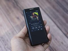 """索尼ZX300A播放器图赏:媲美""""黑砖""""的沉稳气质"""