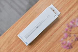 把电动牙刷的价格打下来/3支99元 米家声波电动牙刷T100开箱