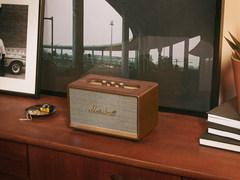 联手腾讯云小微 Marshall发布两款智能音箱新品