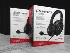 玩转创新科技 HyperX Cloud Orbit夜鹰系列游戏耳机评测