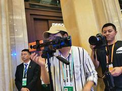 乌镇互联网大会,搭载徕卡电影四摄的华为Mate30 Pro 5G成直播利器