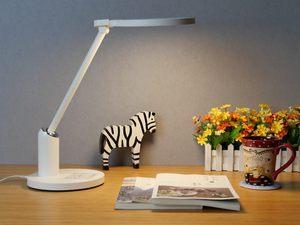 智能照明 助力智能生活——小管家LED智能护眼台灯Q18图赏