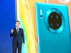 华为Mate30系列5G版开启预售 售价4999元起
