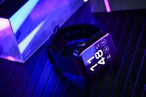 方形大屏设计可下载APP软件 小米手表图赏