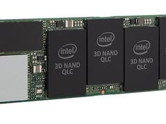 英特尔发布665p固态硬盘 号称运行速度更快、寿命更长