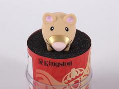 卡哇伊——金士顿鼠年生肖纪念U盘讨欢心