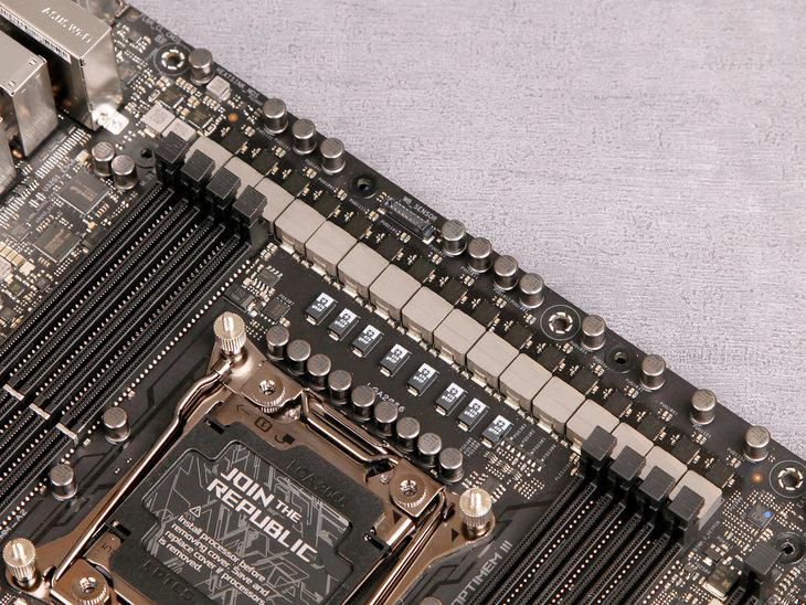 轻松超频畅享X299王者性能!华硕ROG R6E ENCORE主板评测