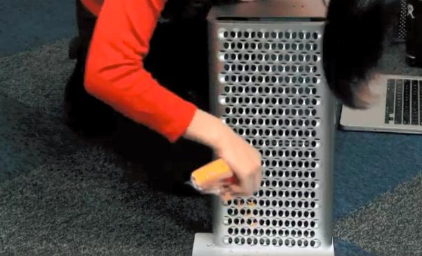 朴实无华且枯燥:40万元的苹果Mac Pro还能这样玩?