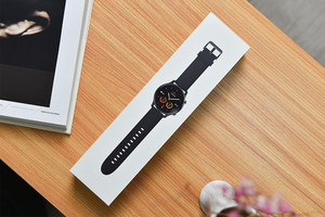 颜值超高、续航超长、价格超低 小米手表Color开箱