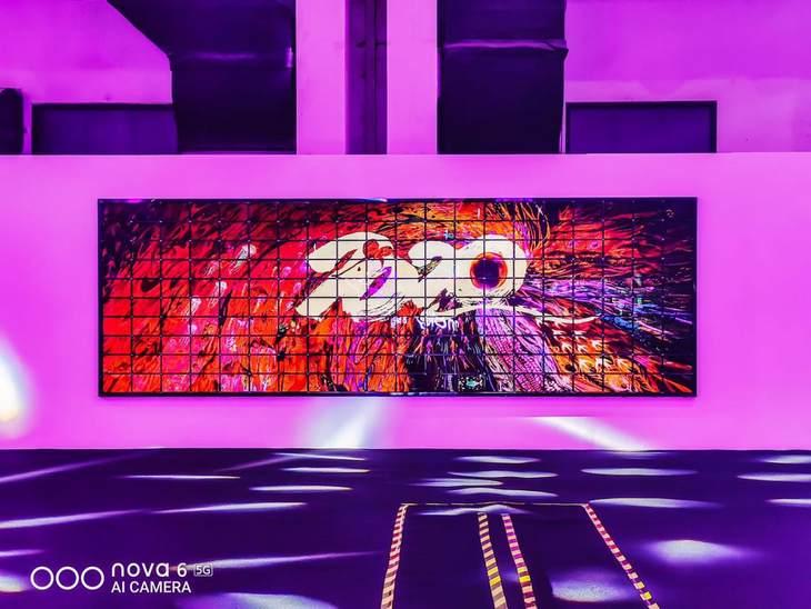 科技赋能美学,华为MatePad Pro巨幅海报超燃开启2020年