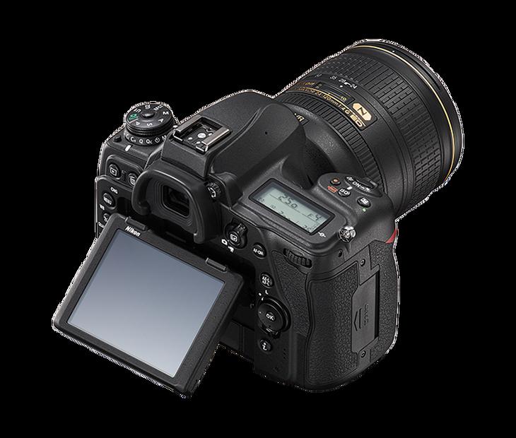 273点复合自动对焦系统 尼康发布D780全画幅数码单反相机